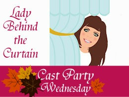 Cast Party Wednesday Fall button
