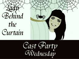 Cast Party Wednesday Halloween
