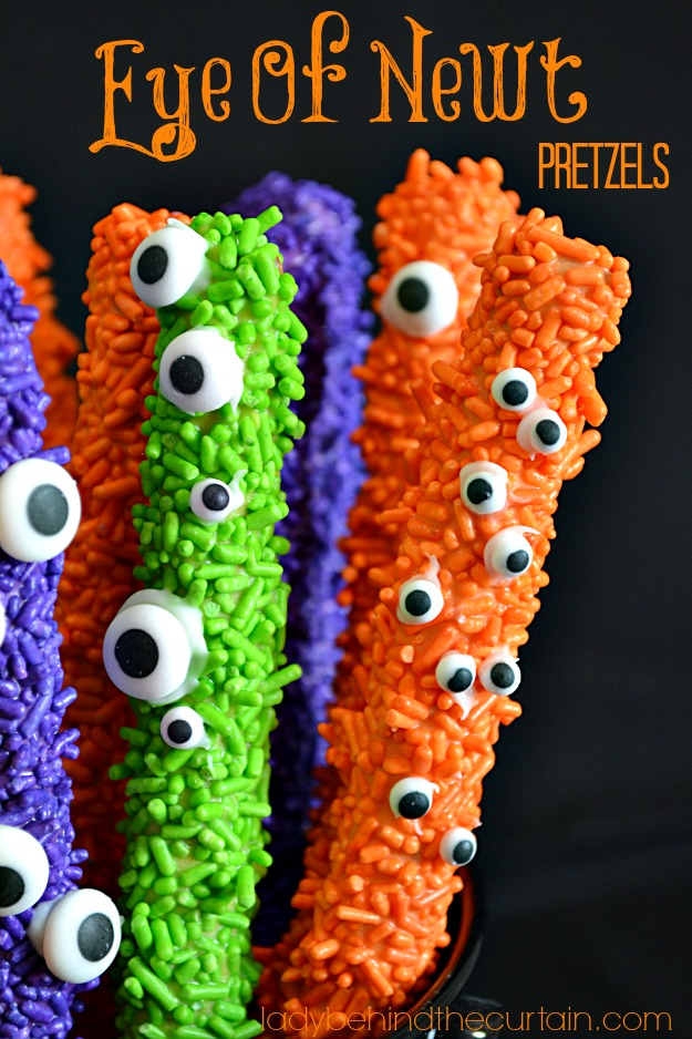 35 Monster Crafts Amp Treats Lolly Jane