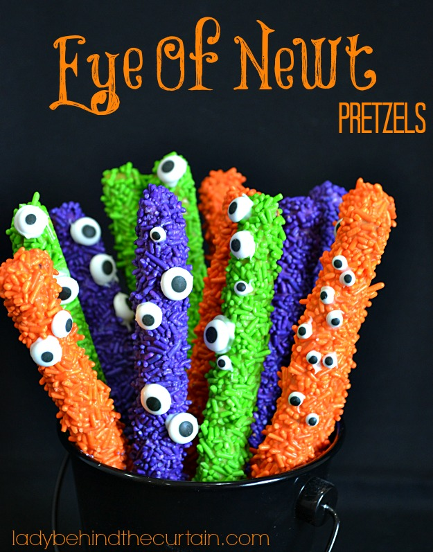 Eye of Newt Pretzels - Lady Behind The Curtain