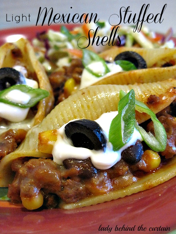 Lady-Behind-The-Curtain-Light-Mexican-Stuffed-Shells