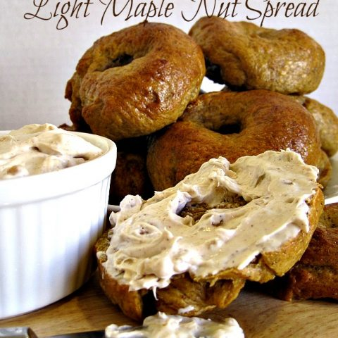 Maple Nut Spread