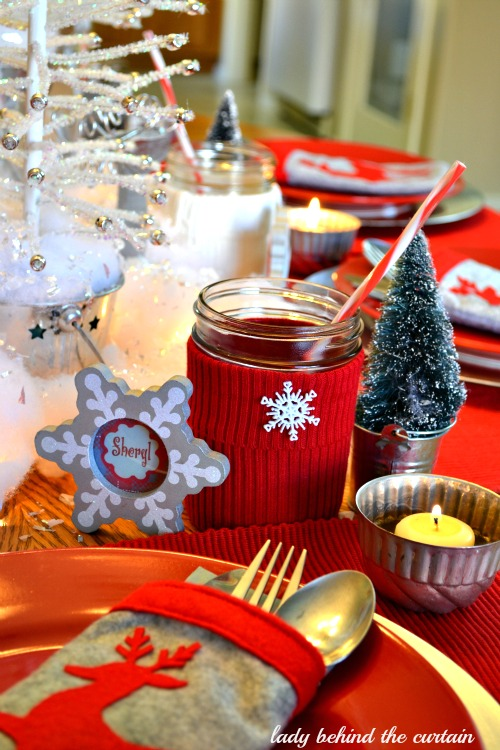 Lady-Behind-The-Curtain-A-Country-Winter-Wonderland-Christmas-Table