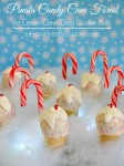 Piñata Candy Cane Forest Ice Cream Cone Oreo Cookie Balls