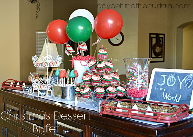 Christmas-Dessert-Buffet-Lady-Behind-The-Curtain-9