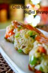 Crab Cake Stuffed Shrimp