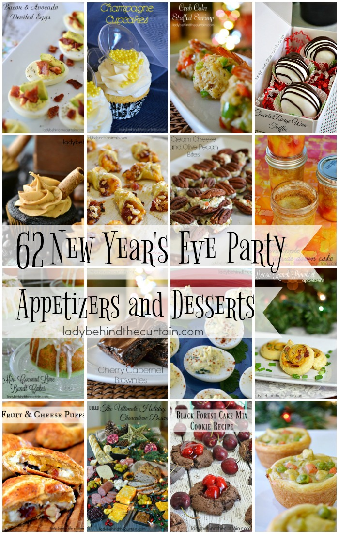 62 new years eve party appetizers and desserts 62 new years eve appetizers and desserts forumfinder Gallery