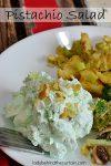 Pistachio Salad | A holiday favorite!