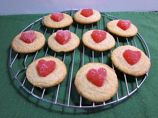 Here's My Heart Cookies