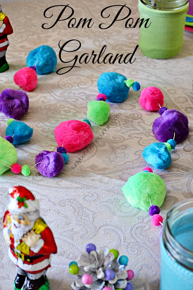 Pom-Pom-Garland-Lady-Behind-The-Curtain