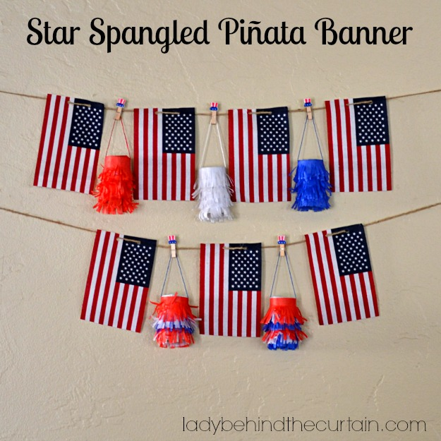 How to Make an Inexpensive and Easy Party Banner - Lady Behind The Curtain