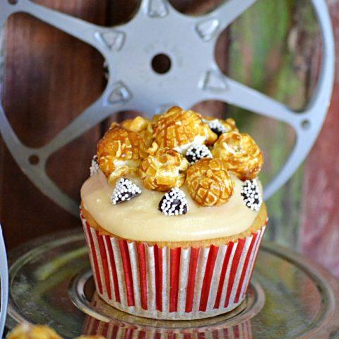 Movie Time Cupcakes