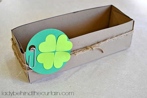 Shamrock Pretzels - Lady Behind The Curtain