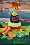 St. Patrick's Day Money Bags