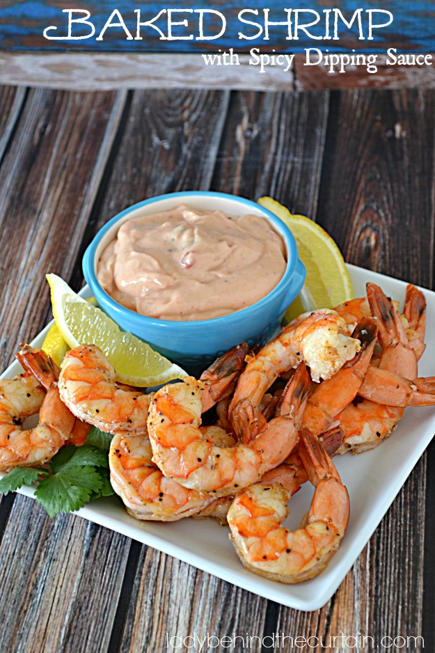 Baked-Shrimp-with-Spicy-Dipping-Sauce-Lady-Behind-The-Curtain-2 - Copy