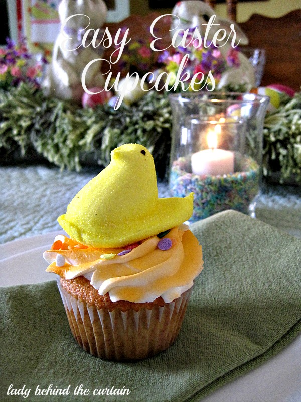 Lady-Behind-The-Curtain-Easy-Easter-Cupcakes-1