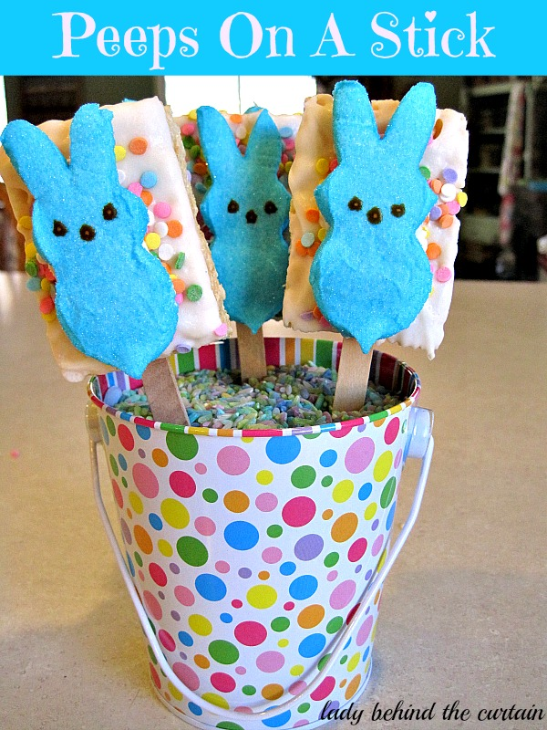 Lady-Behind-The-Curtain-Peeps-on-a-Stick-6