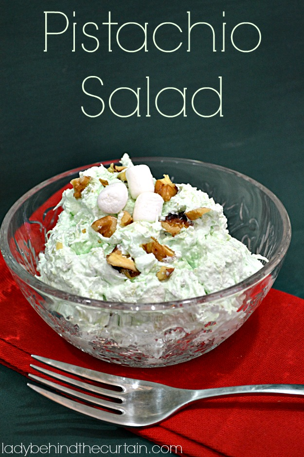 Pistachio-Salad-Lady-Behind-The-Curtain