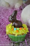 Filled Chocolate Easter Bunnies