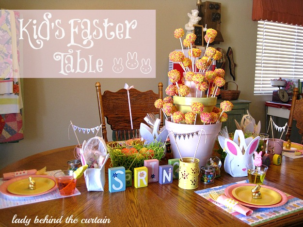 Lady-Behind-The-Curtain-Kids-Easter-Table-1