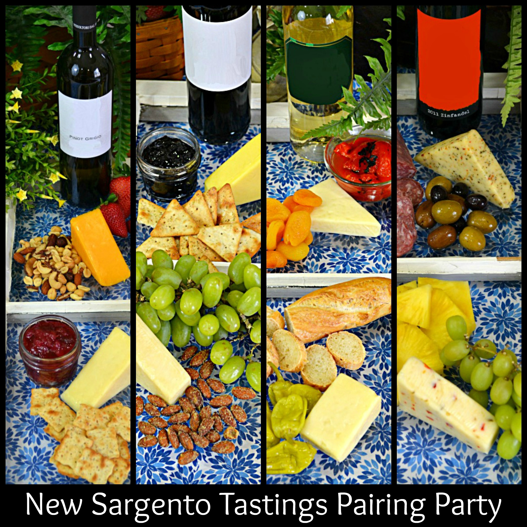 New Sargento Tastings Pairing Party - Lady Behind The Curtain 15