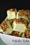 Pistachio Fudge