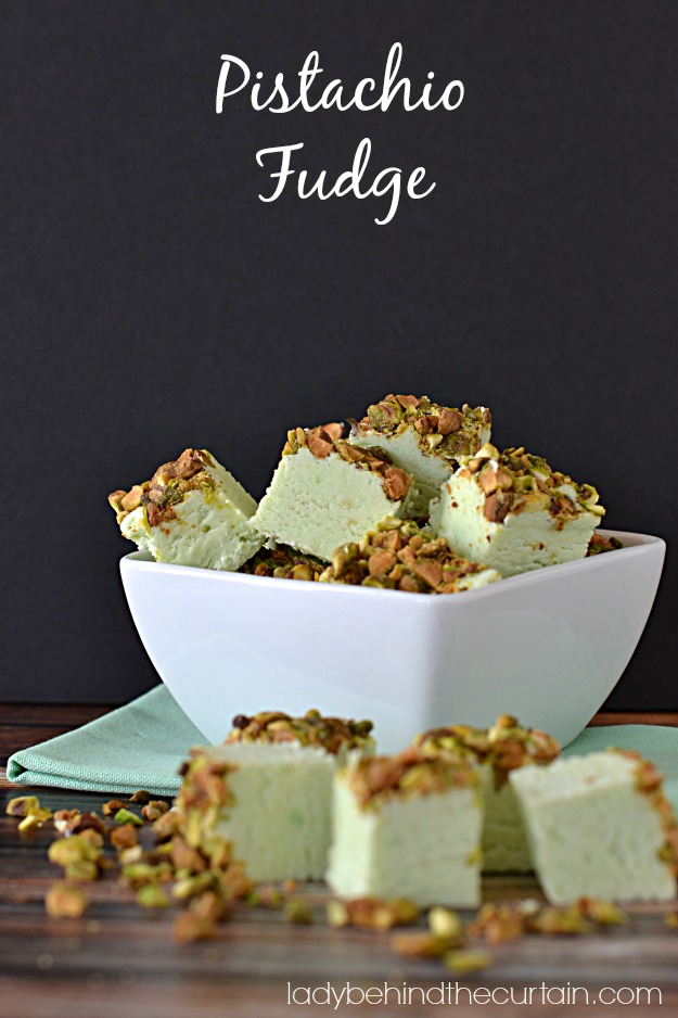 Pistachio Fudge - Lady Behind The Curtain