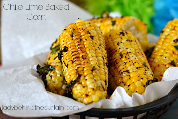 Corn With Lime And Chilies Recipes — Dishmaps