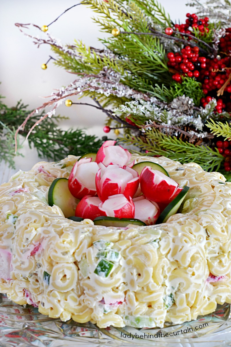 Garden Macaroni Salad
