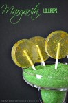 Margarita Lollipops