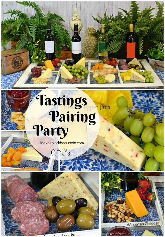 Tastings Pairing Party
