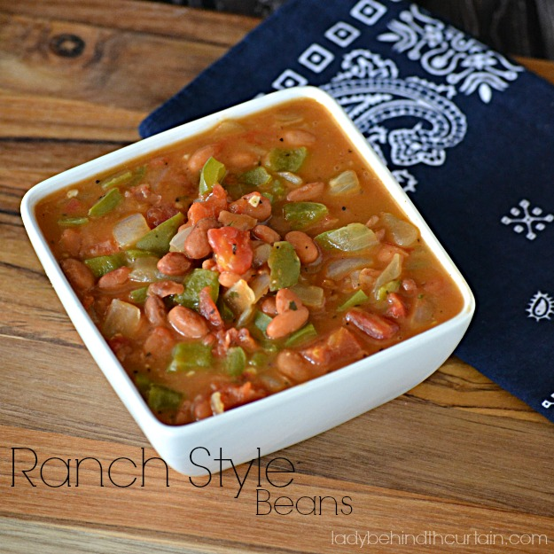 Ranch Style Beans - Lady Behind The Curtain
