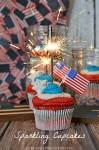 Sparkling Cupcakes