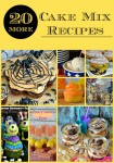 20 More Cake Mix Recipes