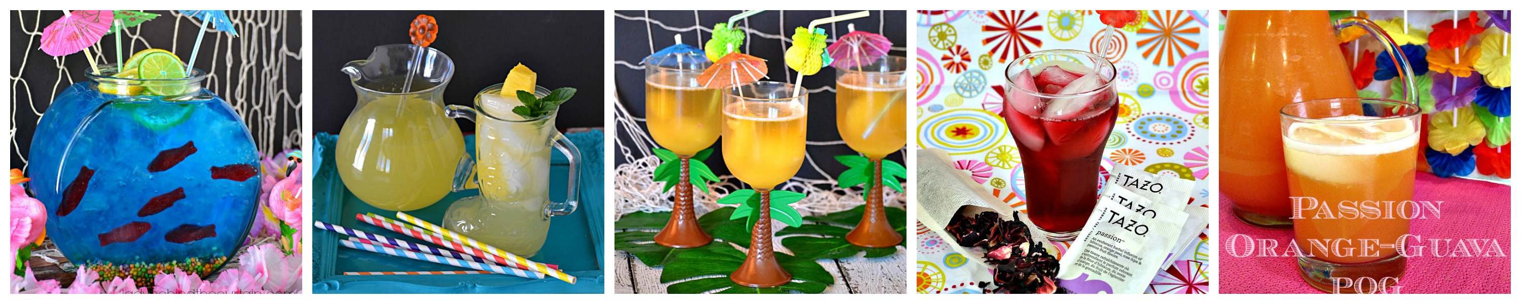 39 Ideas for the Perfect Luau, Beach and Pool Parties - Lady Behind The Curtain
