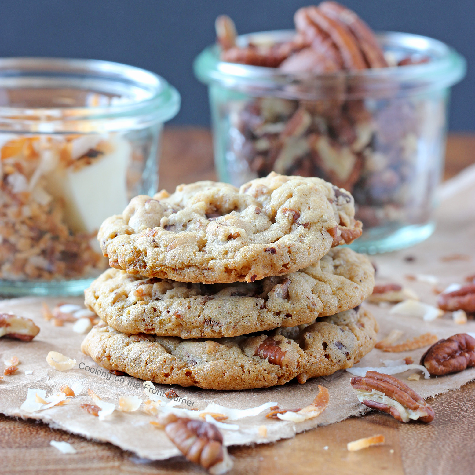 ... cookies ultrathin chocolate chunk cookies chocolate chunk and pecan