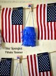 Star Spangled Piñata Banner