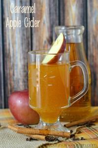 Caramel Apple Cider - Lady Behind The Curtain