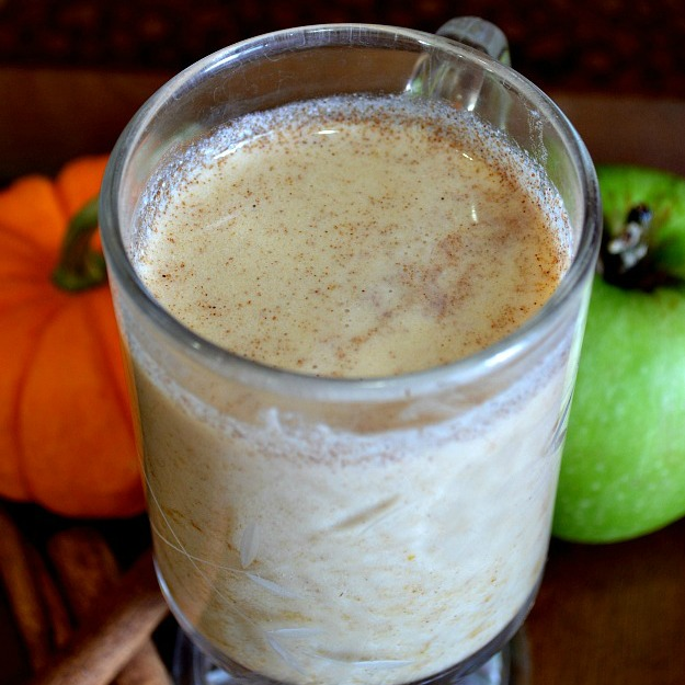Creamy Pumpkin Apple Cider