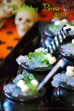 Halloween Witches Brew Jello