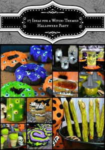 17 Ideas for a Witch-Themed Halloween Party - Lady Behind The Curtain
