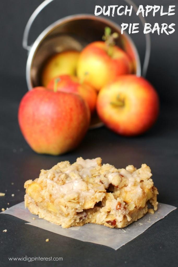 Dutch Apple Pie Bars4