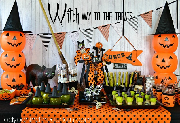 17 Ideas For A Witch Themed Halloween Party