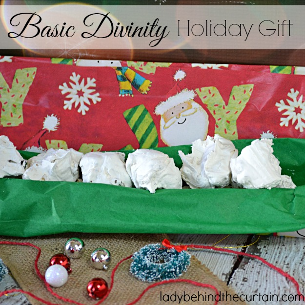 Basic Divinity Holiday Gift - Lady Behind The Curtain
