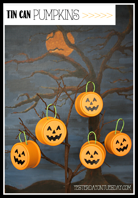 Fall-Decor-Tin-Can-Pumpkins