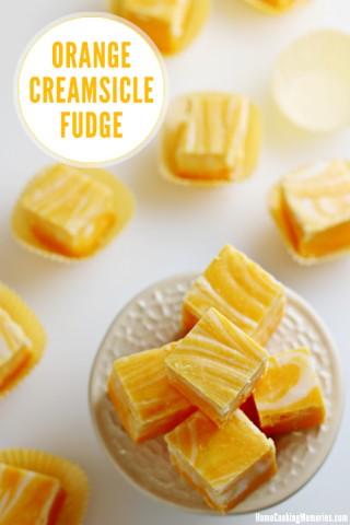 Orange-Creamsicle-Fudge