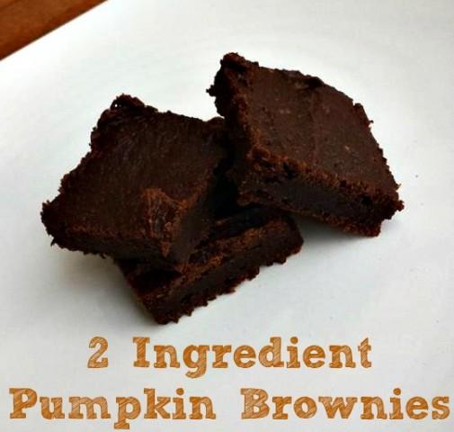 2-Ingredient-Pumpkin-Brownies-Done