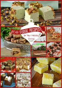 60 Fudge Recipes for Your Holiday Giving - Lady Behind The Curtain