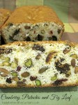 Cranberry, Pistachio and Fig Loaf