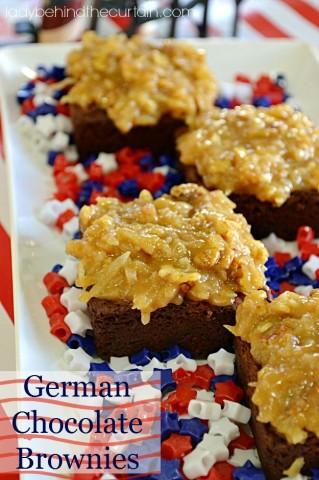 German-Chocolate-Brownies-Lady-Behind-The-Curtain-1-1